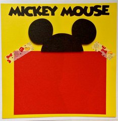 Mickey Mouse Page