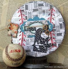 Baseball mini album~