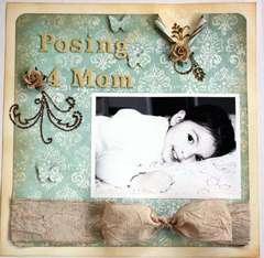 Posing 4 mom