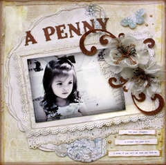 A Penny for your thoughts ****SCRAP THAT! July Kit****