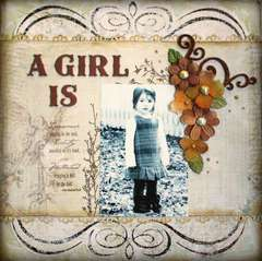 A Girl Is ***Scrap That! July kit*****
