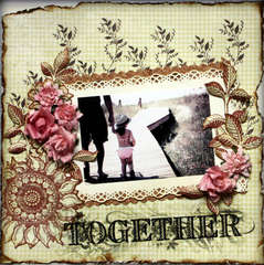 Together **** October Scrap That! kit****