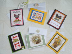 Mama's Washboard Cards