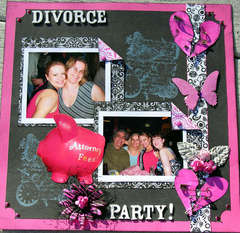 Divorce Party!