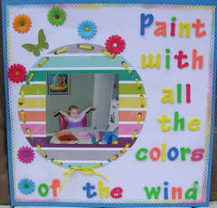 Paint with all the colors of the wind