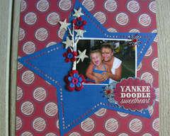 Yankee doodle Sweetheart