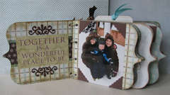 Winter Wonderland Mini pp. 2-3