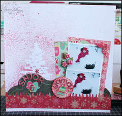 Snow & fun **Studio Calico kit