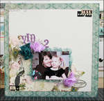 The 2 of us *Nook February kit*