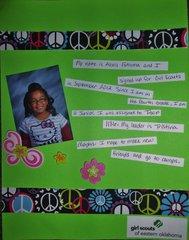 Girl Scout Member
