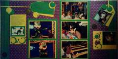 Chuck E. Cheese Party