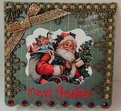 Our 2009 Christmas Card.