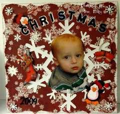 Colten ~ Christmas, 2009