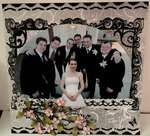 Bride, Groom and Groomsmen