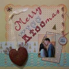 Merry KISSmas!!!