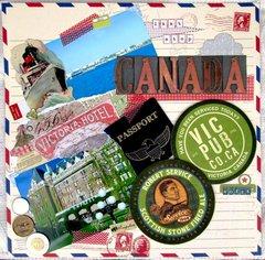 Last Stop - CANADA