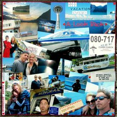 Seattle / Alaskan-Cruise (Last Page!)