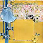 Cinderella Left Page