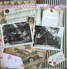 My House - 1943-1951