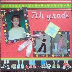 7th Grade  2004 - 2005