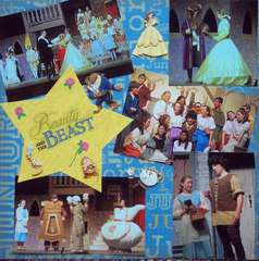 Junior Year - Beauty and the Beast