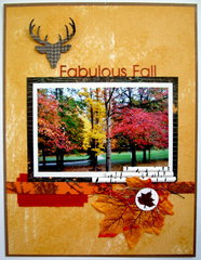 Fabulous Fall - The Robin's Nest design team