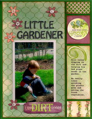 Little Gardener - Moxxie DT