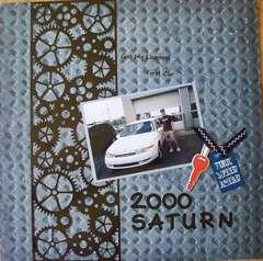 2000 Saturn