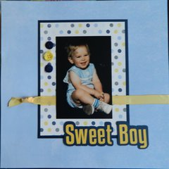 sweet boy