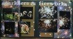 sparklers & fireworks