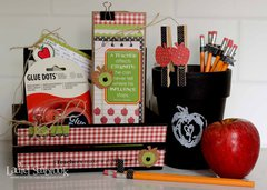 Back to School Teacher Gift Basket