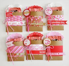 sweetheart treat bags | doodlebug design...