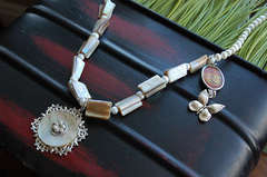 Vintage Groove Necklace...