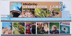storybook land...