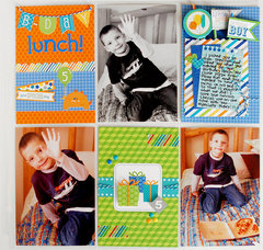 B-day Lunch | Doodlebug Design