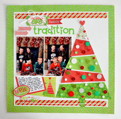 Christmas Eve Tradition - PJ's | Doodlebug Design...