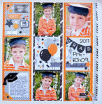 Pre-school Graduation | Doodlebug Design