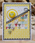 hello card | lily bee design