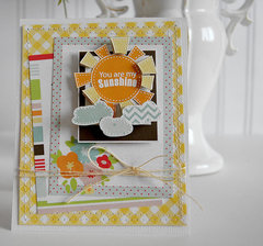 sunshine card | avacado arts...