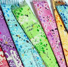 Colorful bookmarks    *** SHIMMERZ ***
