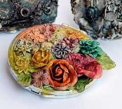 Flowers mirror       ***SHIMMERZ***