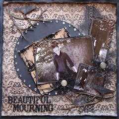 Beautiful Mourning ~Scraps of Darkness & Dusty Attic~