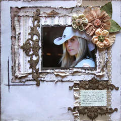 Cowgirlish ~Dusty Attic and Page Maps~