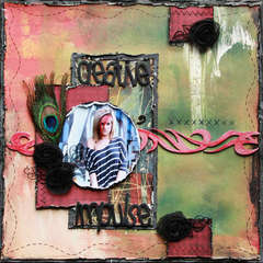 Creative Impulse ~Punky Scraps~