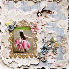 Dream a Little Dream ~Donna Salazar Design~