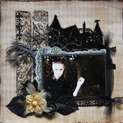 Haunting ~Scraps of Darkness & Dusty Attic~