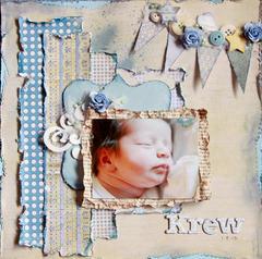 Krew ~Donna Salazar Designs~