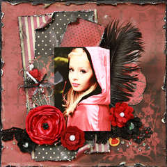 Little Red ~Scraps of Darkness~