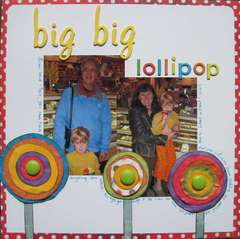 Big Big Lollipop