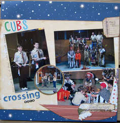 Cubs Crossing Over
